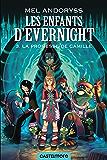 La promesse de Camille: Les Enfants d'Evernight, T3