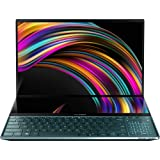 "ASUS ZenBook Pro Duo UX581GV-H2006T - Portátil de 15,6"" FullHD con ScreenPad Plus de 14"" (i7-9750H, 32GB RAM, 512GB SSD, GeFo"