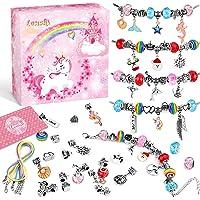 Lenski 3 Pièces Bracelet Fille - Unicorno Idee per Regali Originali Idee Regalo Ragazza per Ragazza Idee Regalo Natale…