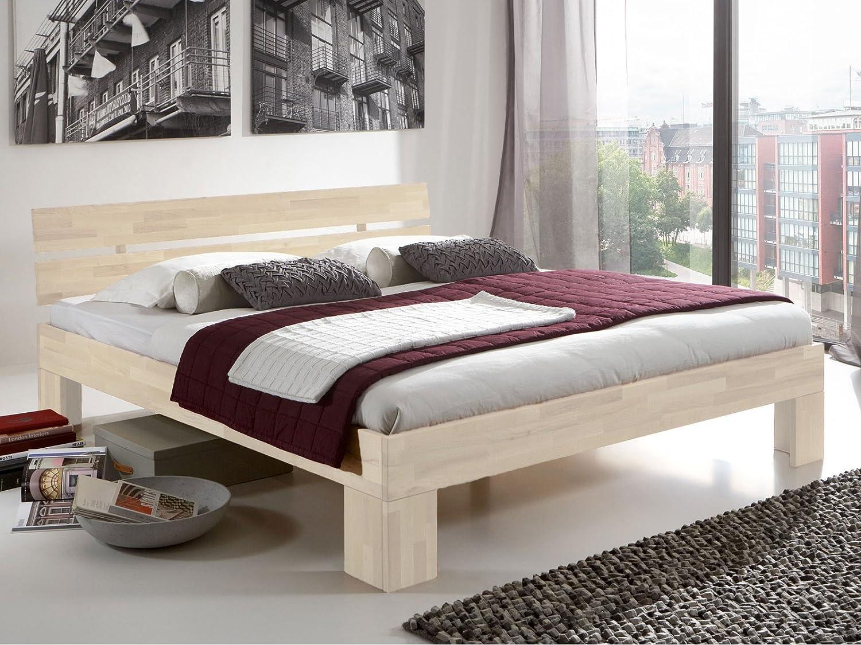 holzbett wei 160 200. Black Bedroom Furniture Sets. Home Design Ideas