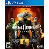 Mortal Kombat 11: Aftermath Kollection for PlayStation 4 [Edizione: Regno Unito]