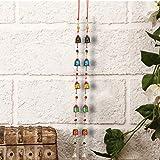DreamKraft Paper Mache Decorative Bell Hangings (102CM, Multicolor)