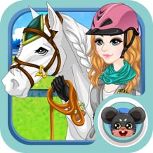 Horse Dress Up – jeux cheval