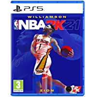 NBA 2K21 with Amazon Exclusive DLC (PS5)