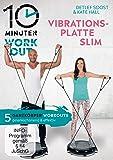 10 Minuten Workout - Vibrationsplatte Slim
