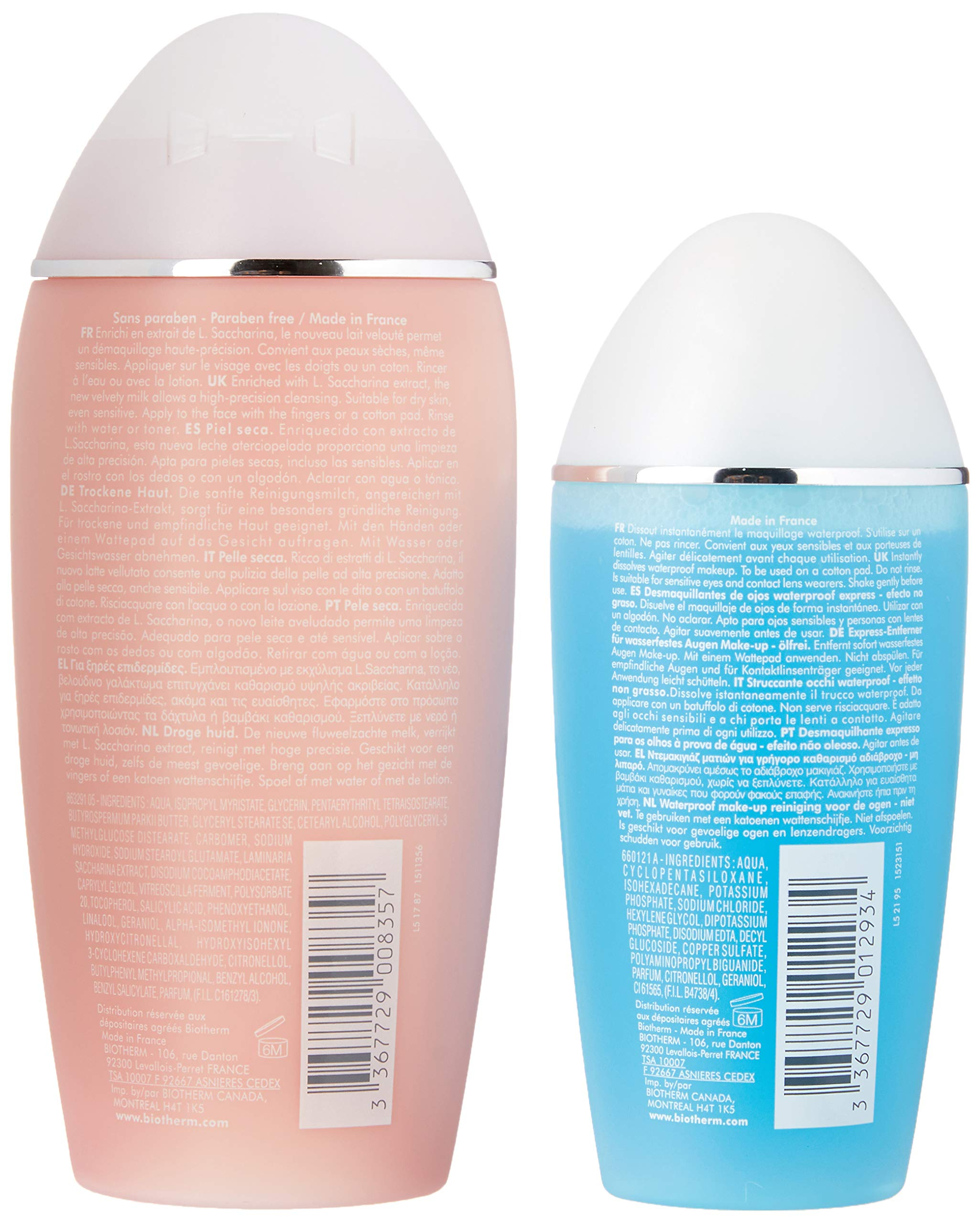 Biotherm Biosource Duo Ps Lote 2 Pz