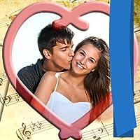 Romantische Bilderrahmen
