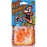 Hot Sweets - Joke Novelty Sweets - Chilli Pepper Flavoured! (Pack of 3)