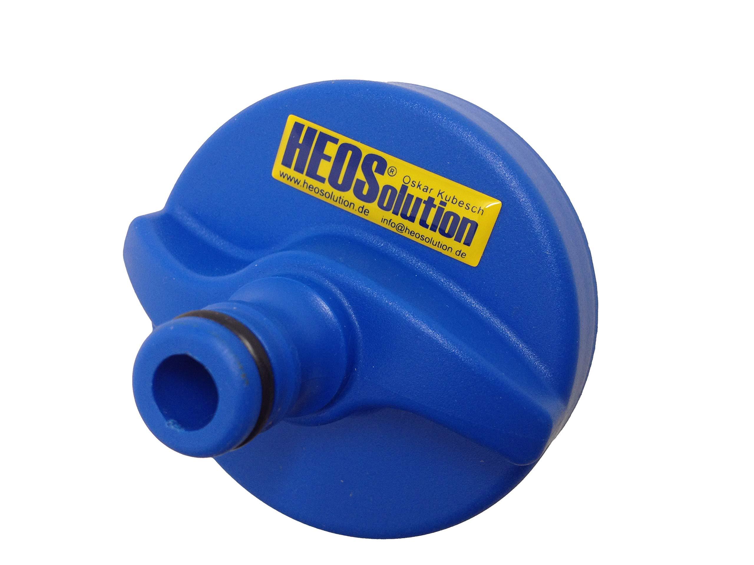 Universal Motorhome Cap for water tank