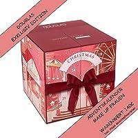 DOUGLAS Adventskalender 2021 Make Up Würfel -EXKLUSIV EDITION- Frauen + Mädchen Kosmetik Advent Kalender , 24 Kosmetik…