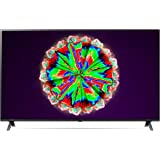 LG 49NANO806NA 123 cm (49 Zoll) NanoCell Fernseher (4K, Triple Tuner (DVB-T2/T,-C,-S2/S), Active HDR, 50 Hz, Smart TV) [Model