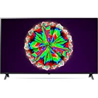 LG 49NANO806NA 123 cm (49 Zoll) NanoCell Fernseher (4K, Triple Tuner (DVB-T2/T,-C,-S2/S), Active HDR, 50 Hz, Smart TV…