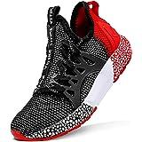 Chaussures de Running garçon Course Outdoor Sneakers Mode Basket Filles Mesh Sneaker Mixte Enfant
