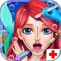 Mermaid's Plastic Surgery - FREE Surgeon Simulator Games
