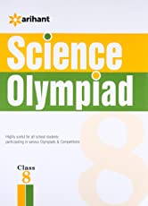 Olympiad Books Practice Sets - science Class 8 for 2018 - 19