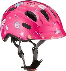 Abus Mädchen Smiley 2.0 Fahrradhelm