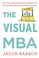 Visual MBA, The Hardcover