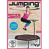 Jumping Fitness - cardio & circuit: Fit mit dem Minitrampolin. 2 DVDs