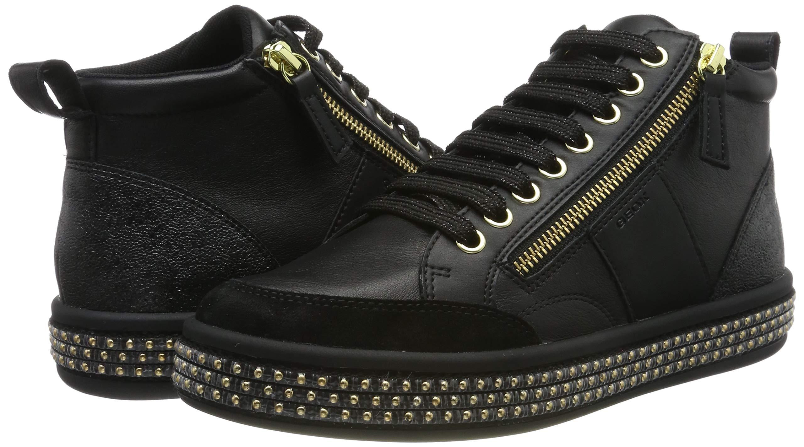 Geox Damen D Leelu' G Sneaker 5