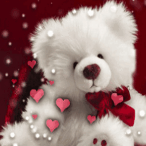 Loving Teddy Bear Live Wallpaper Amazoncouk Appstore For Android