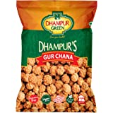 Dhampure Speciality Gur Chana, 30g Pack of 15