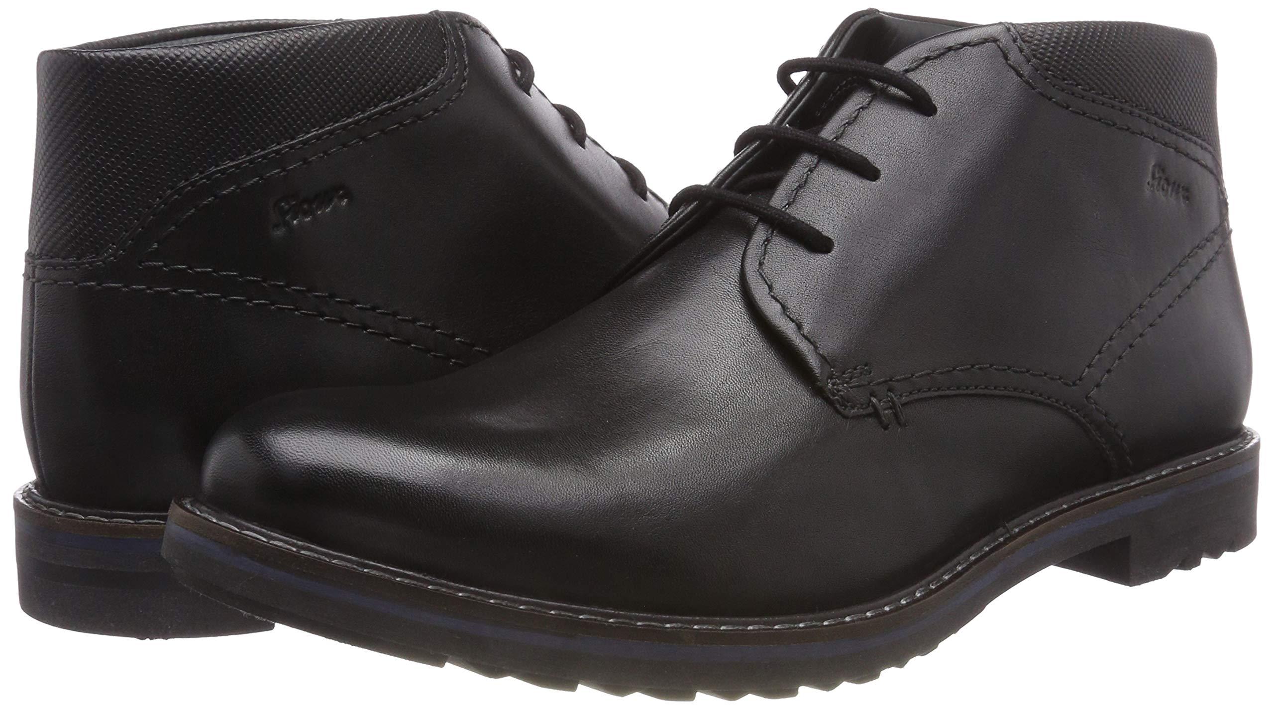 Sioux Herren Dimos-XL Chukka Boots