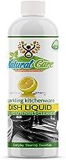 Natural Care Dish Cleaning Liquid - 500 ml (Lemon)