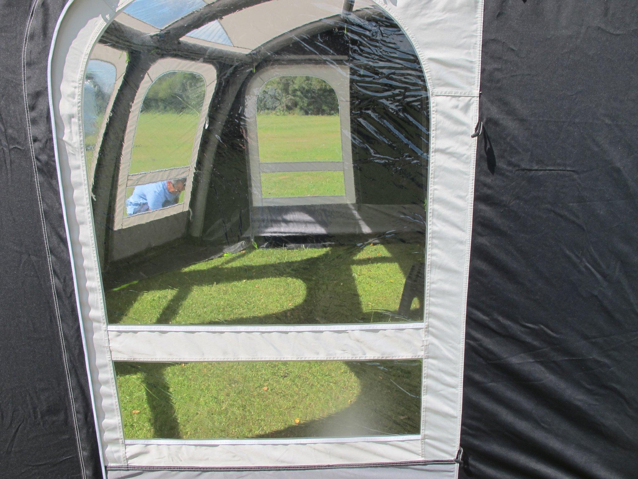 Kampa Ace Air Pro 400 (2017) Inflatable Caravan Awning 2