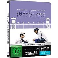 Die Verurteilten - Limited Steelbook (4K UHD) [Blu-ray]