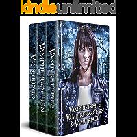 Kiera Hudson: Vampirstreife, Vampirerwachen & Vampirjagd (Buch Eins, Zwei und Drei) (Kiera Hudson erste Staffel Box-Sets…