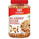 Amazon brand - Solimo No Sugar Muesli, 1kg