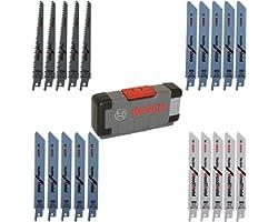 Bosch Professional 20 st. ToughBox toughBox Top Seller for Wood and Metal (för trä och metall, tillbehör fram och återgående