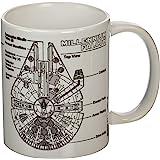 Star Wars Official Millennium Falcon Tazza