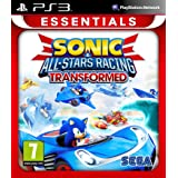 Sonic and All Stars Racing Transformed: Essentials (PS3) - [Edizione: Regno Unito]