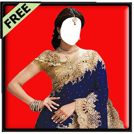 Women Saree Photo Maker (Sari Saree Com)