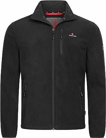 Höhenhorn Badus Eigler Men's Fleece Jacket Outdoor Full Zip Trekking