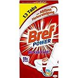 Bref Power WC Kraft Tabs 15x Effect, 13 tabs, afvoer dieptereiniging