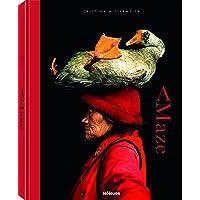Amaze - überwältigende Naturfotografie und Porträts indigener Kulturen. Inspiration für ein Leben im Einklang mit der Natur (Deutsch, Englisch, Französisch) - 29x37 cm, 256 Seiten