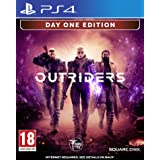 Outriders Day One Edition PS4 Game