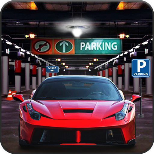 Parkplatz Dr. Echte Festplatte Extreme Fahrsimulator Academy