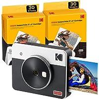Kodak Mini Shot 3 Retro, Appareil Photo Instantané Vintage avec Imprimante Photo Portable, Compatible iOS et Android…