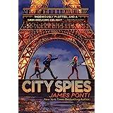 City Spies (Volume 1)