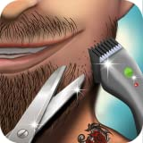 coiffeur jeux de salon de coiffure boutique, coupe de cheveux fou tondeuse à barbe et filles spa beauté jeux de relooking de coiffeur...