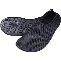 Eco-Fused Scarpe per Acqua realizzate in Materiale Elastico, Traspirante e dall'Asciugatura Rapida con Suole Antiscivolo…