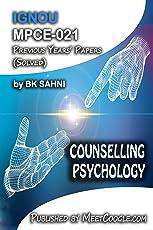 MPCE-021: COUNSELLING PSYCHOLOGY (IGNOU MA Psychology HelpBook)