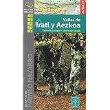 Valles de Irati y Aezkoa, Valle de Salazar y Sierra de Abodi. 1:25.000. Mapa excursionista. Editorial Alpina. (Editorial Alpi