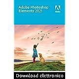 Adobe Photoshop Elements 2021   1 Usuario   Mac   Código de activación Mac enviado por email