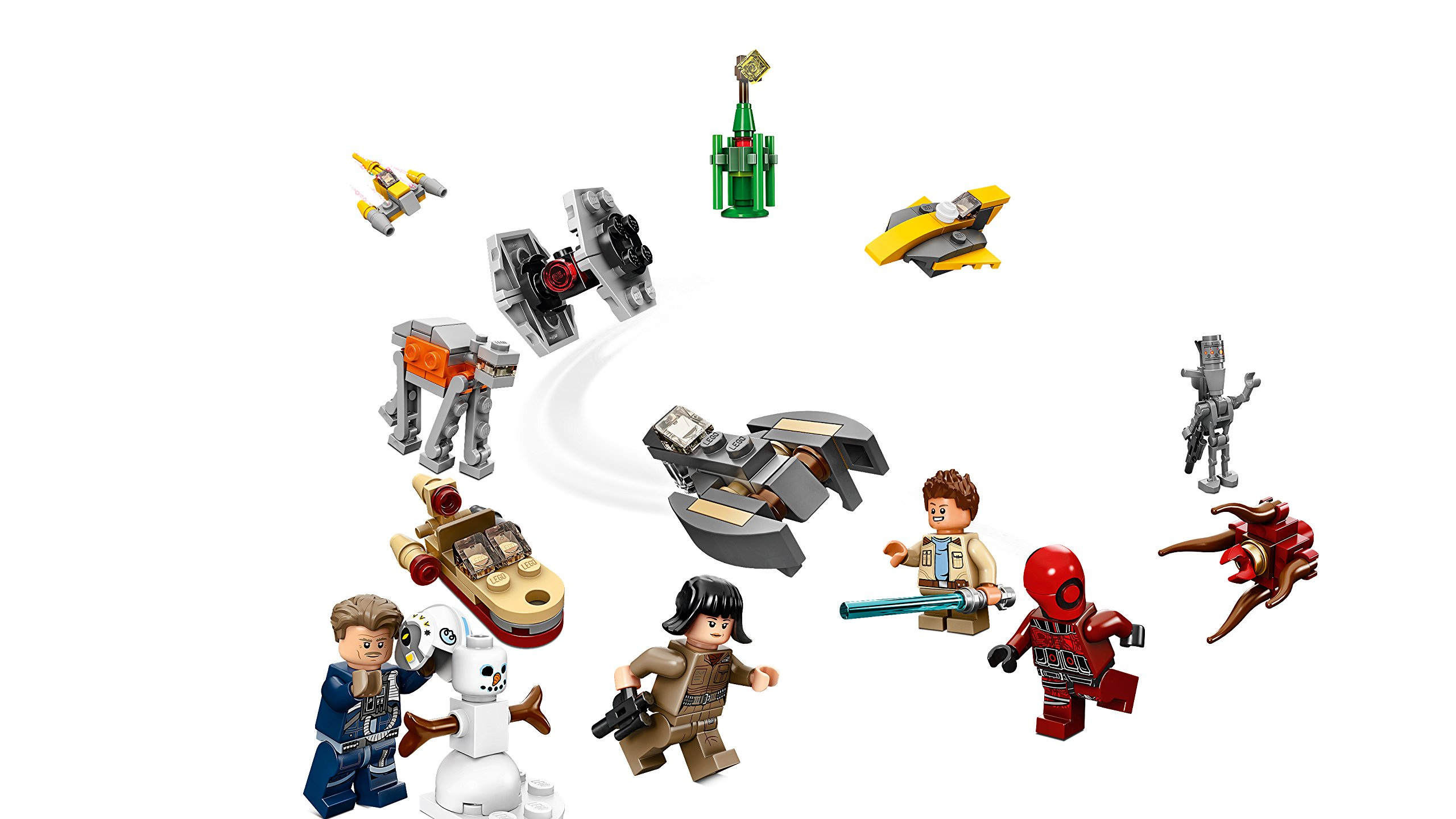 Lego Star Wars Calendario dell'Avvento, 75213 3 spesavip