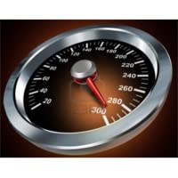 CT Speedometer - 0-60 MPH (0-100 KM) , 1/4 Miles (400 meters) Acceleration Timers and Performance Tools