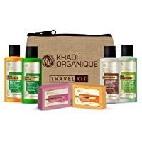 Khadi Organique Combo Kit Travel Kit
